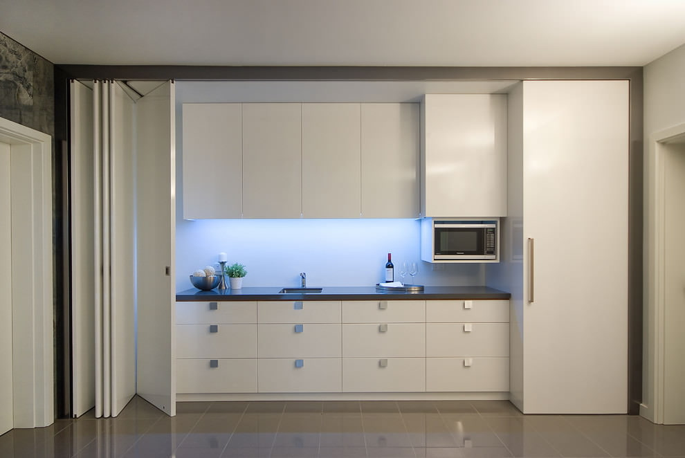 белая кухня фото дизайн
