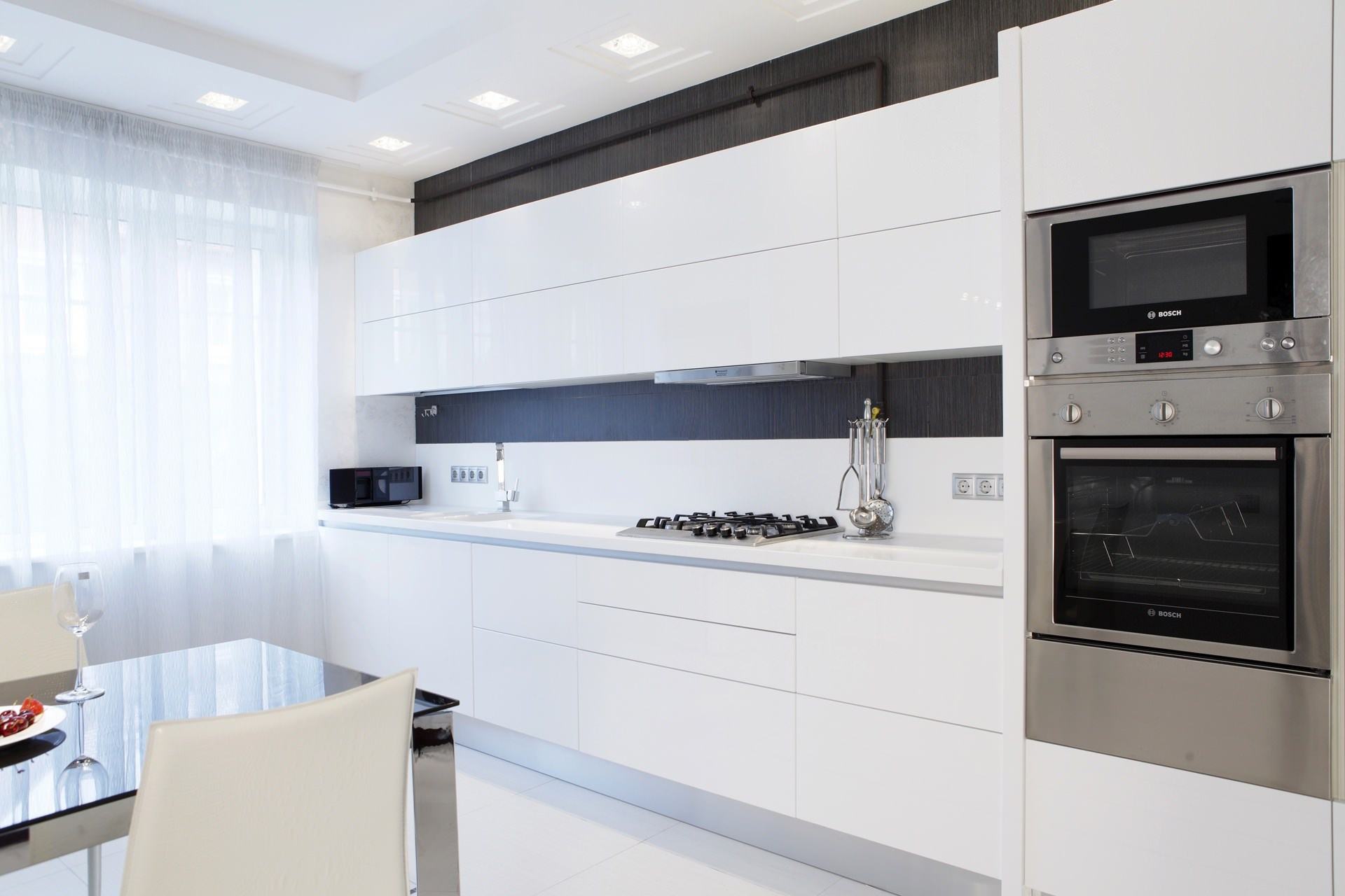 белая кухня фото идеи