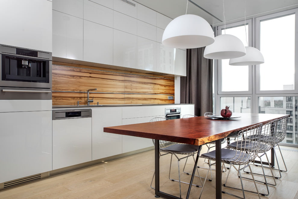 белая кухня идеи дизайн