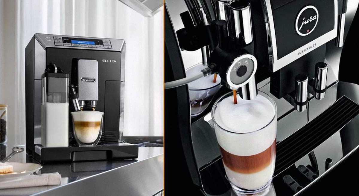 декальцинация кофемашины способы