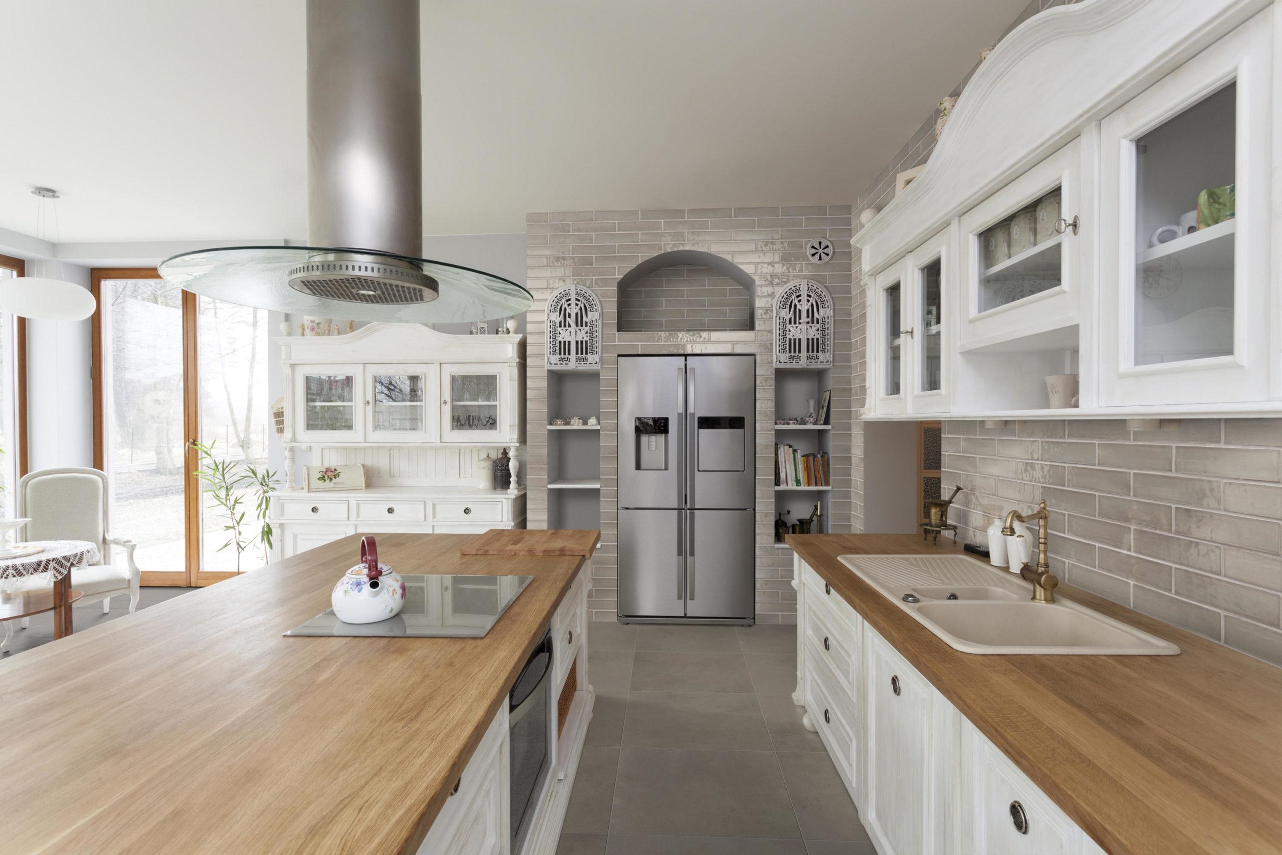 деревянные столешницы для кухни дизайн