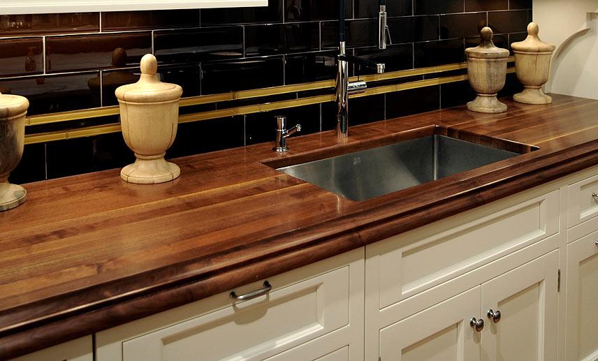деревянные столешницы для кухни фото