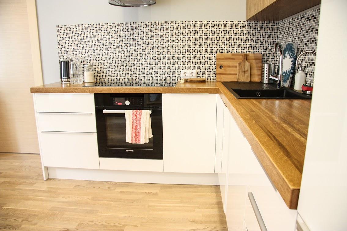 деревянные столешницы для кухни идеи