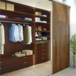 гардеробная в спальне фото декора