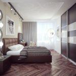 гардеробная в спальне идеи декор