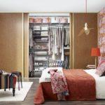гардеробная в спальне интерьер идеи