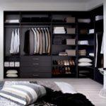 гардеробная в спальне фото варианты