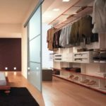 гардеробная в спальне фото дизайн