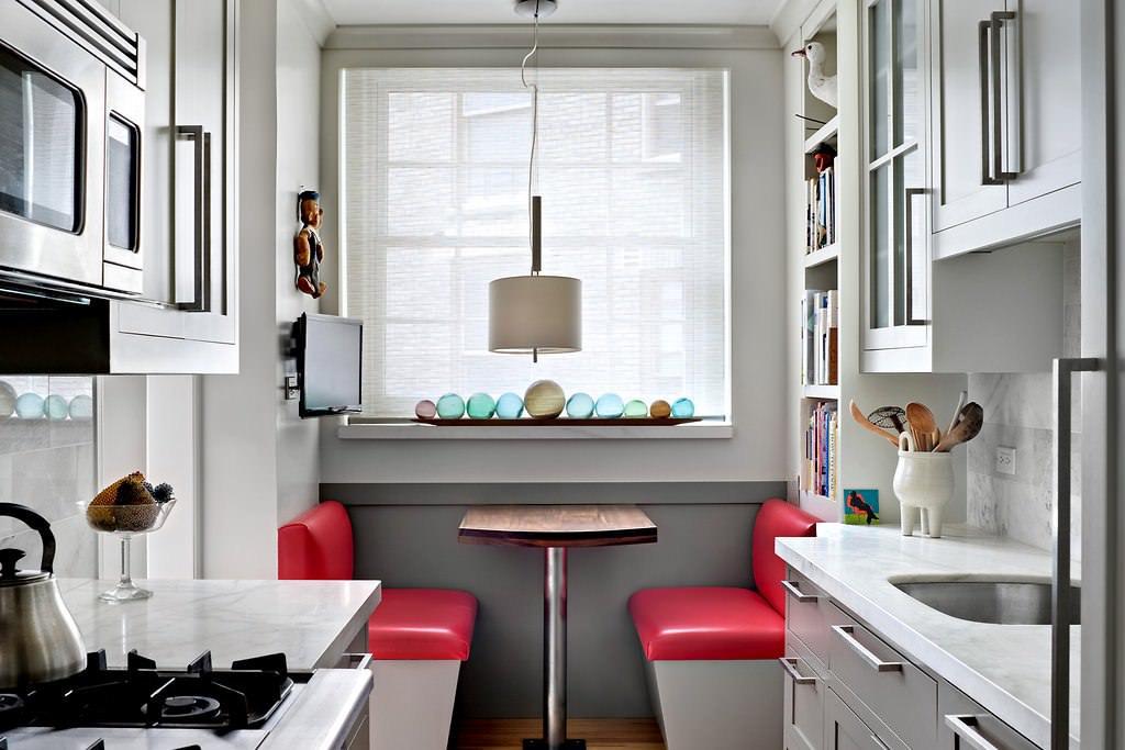 кухня в стиле кафе фото дизайна