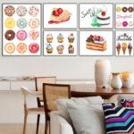 кухня в стиле кафе и бара виды идеи