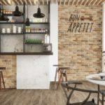 кухня в стиле кафе и бара идеи виды