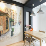 кухня в стиле кафе и бара фото вариантов