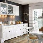 кухня в стиле кафе и бара дизайн фото
