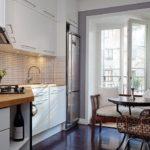 кухня в стиле кафе и бара дизайн идеи