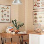 кухня в стиле кафе и бара идеи дизайна