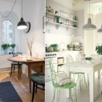 кухня в стиле кафе и бара идеи декор