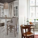 кухня в стиле кафе и бара идеи декора