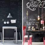 кухня в стиле кафе и бара оформление фото