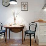 кухня в стиле кафе и бара фото оформление