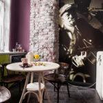 кухня в стиле кафе и бара фото виды