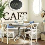 кухня в стиле кафе идеи интерьер