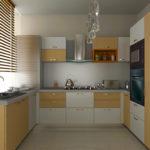 кухня ванильного цвета интерьер идеи