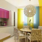 кухня ванильного цвета варианты фото