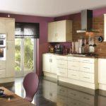 кухня ванильного цвета фото дизайн
