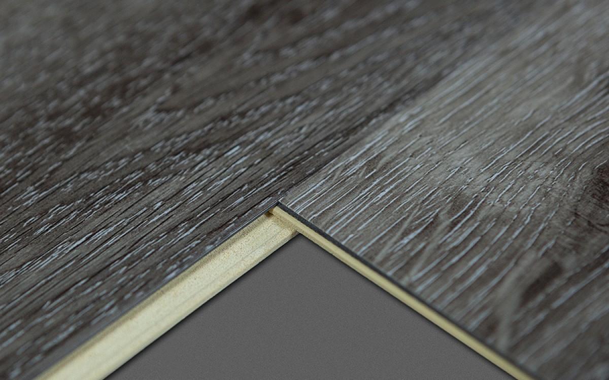 кварц-виниловая плитка замковая