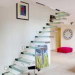 лестница на второй этаж в частном доме идеи дизайн