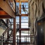лестница на второй этаж в частном доме декор идеи