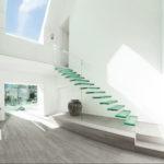 лестница на второй этаж в частном доме идеи декор
