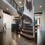 лестница на второй этаж в частном доме идеи оформления
