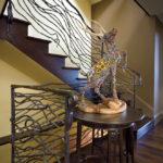 лестница на второй этаж в частном доме варианты идеи