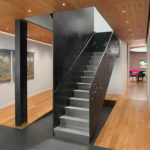 лестница на второй этаж в частном доме виды фото