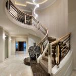 лестница на второй этаж в частном доме фото виды