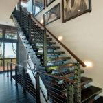 лестница на второй этаж в частном доме виды дизайна