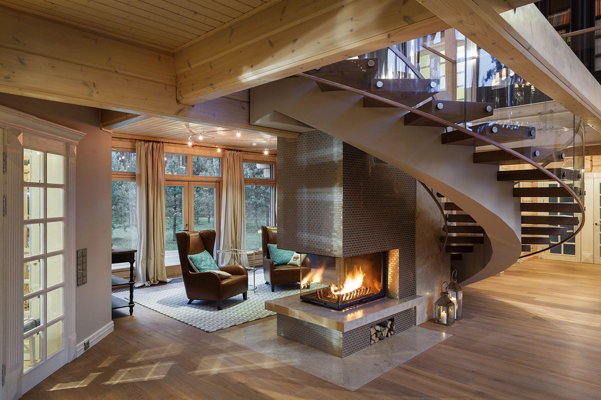 лестница на второй этаж в частном доме идеи дизайна