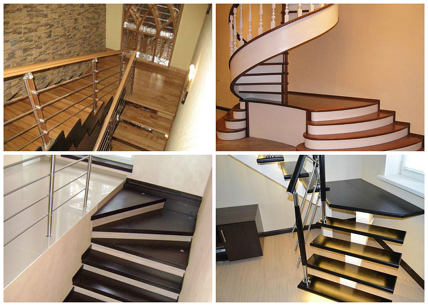 лестница на второй этаж в частном доме варианты