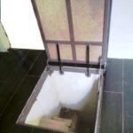 напольный люк в подвал фото дизайн