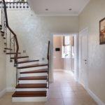 отделка прихожей и коридора фото декор