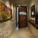 отделка прихожей и коридора интерьер