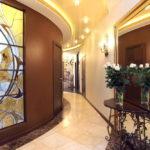 отделка прихожей и коридора дизайн фото