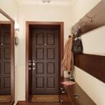 отделка входной двери идеи дизайна
