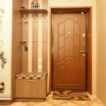 отделка входной двери фото декора