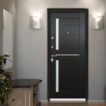 отделка входной двери фото оформление
