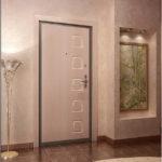 отделка входной двери фото вариантов