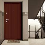 отделка входной двери фото дизайн
