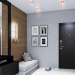 отделка входной двери идеи дизайн