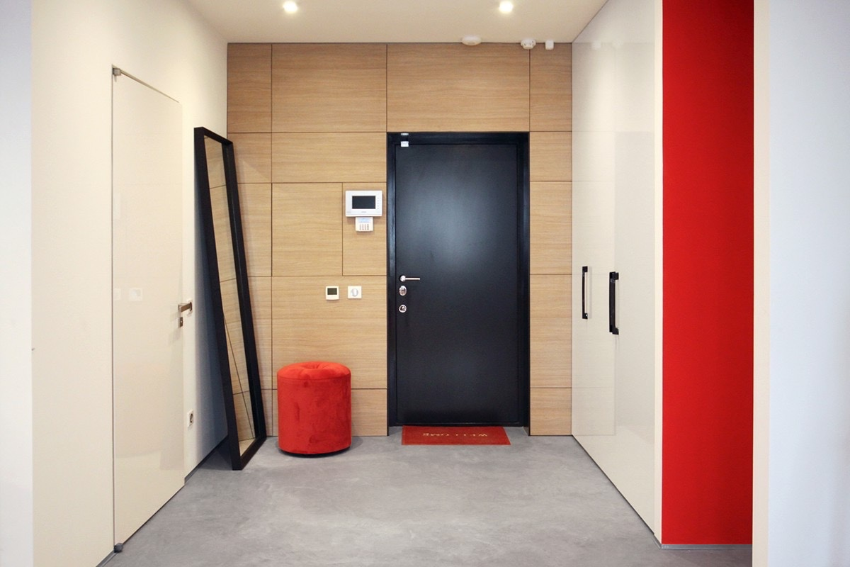входная дверь в квартиру металлическая